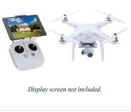 phantom drones cameras 2019 - Original DJI Phantom 3 Advanced Version RC FPV Quadcopter Drone with 1080p HD Camera Auto-takeoffAuto-return homeFailsaf