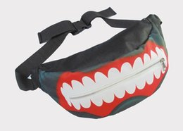 Pillow Mask NZ - Wholesale Outdoor sport waist bag running belt sports bag  cosplay mask waist bags sprots bag