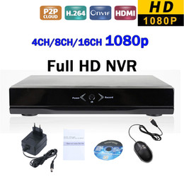 online shopping New Full HD P Network Video Recorder H CH CH CH NVR DVR IP P2P Network Security Surveillance Video ONVIF HDMI Output