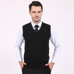 Men's Sleeveless Sweater Vest Online | Men's Sleeveless Sweater ...