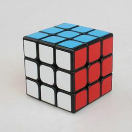 $enCountryForm.capitalKeyWord Australia - 10PCS Classic Toys Cube 3x3x3 Sticker Block Puzzle Speed Magic Cube Colorful Learning&Educational Puzzle Cubo Magico Toys