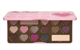 ChoColate stoCks online shopping - In Stock Makeup BON BONS Chocolate Bar Eyeshadow Palette Colors Eyeshadow Love Heart how to clamour guide