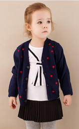 Girls Navy Cardigan Sweaters Online | Girls Navy Cardigan Sweaters ...
