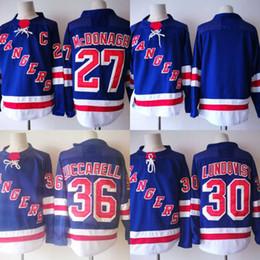27 Ryan McDonagh 2017-2018 Season 36 Mats Zuccarello 30 Henrik Lundqvist  Stitched Men Blue New York Rangers Jerseys S-3XL Free Shipping 5d889e05a