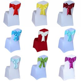 discount yellow bows for chairs 2017 yellow bows for chairs on