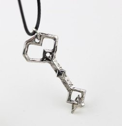 $enCountryForm.capitalKeyWord UK - The Lord of The Rings Treasure Key Pendant The Hobbit Key Necklace Hobbit Oakenshield Jewelry Necklace DHL