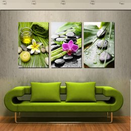 $enCountryForm.capitalKeyWord Canada - Free Shipping 3 Pieces unframed Canvas Prints orchid Bamboo glasses book Starfish violin flower forest waterfall Scrap car peony tulips