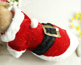 $enCountryForm.capitalKeyWord UK - Christmas party clothes gift puppy costume dog coat cat skirt Santa Claus clothes sweater pet Accessories