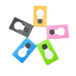 Szyoumy Portable Mini Lighting Wallet Card Pocket Led Card Night Light Lamp Creative Latest Technology Lights & Lighting