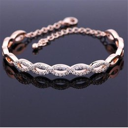 Discount Bracelets Gold Diamond Korean 2018 Bracelets Gold Diamond