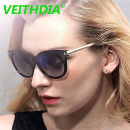 09cef474d0 Veithdia Sunglasses NZ - Veithdia Women Original Designer HD Polarized  Driving Sunglasses Fashion Accessories Outdoor Sun