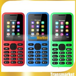 $enCountryForm.capitalKeyWord Canada - 2016 New Fashion W130 1.8 inch mobile phone Dual SIM Bluetooth Unlock cell phones Free Shipping Multi-Color mini cheap phones