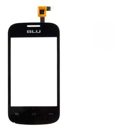 screen blu UK - High Quality Black Touch Screen For Blu Dash M 5.0'' Touch Pop Digitizer Touch Panel Sensor Glass Len
