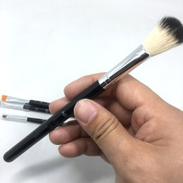 black powder NZ - Black Highlight Brush highlighting Powder Face Makup Brush 23 Seriel Number