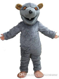 8 Photos Brown Mouse Costume UK - SX0724 Light and easy to wear a grey mouse mascot costume  sc 1 st  DHgate.com & Shop Brown Mouse Costume UK | Brown Mouse Costume free delivery to ...