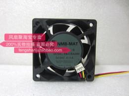 6cm Fan Australia - Original NMB-MAT FBA06A24M 24V 0.12A 6cm 6025 3 wire inverter fan
