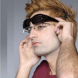 $enCountryForm.capitalKeyWord Canada - LEDING Brand Polarized Lens Covers Sunglasses Fit Over Wear Over Prescription Glasses Men Women Size Medium Glasses case