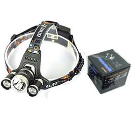 $enCountryForm.capitalKeyWord Canada - Free DHL, 5000 Lumen T6+2R5 Boruit Head Light Headlamp Outdoor Light Head Lamp HeadLight Rechargeable by 2x 18650 Battery Fishing Camping