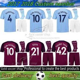 44f08c36d ... czech 17 18 man city soccer jersey adult kit have socks 2017 2018 dzeko  kun b1b57