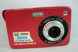 TfT digiTal camera liThium online shopping - 10x HD Digital Camera MP quot TFT X Zoom Smile Capture Anti shake Video Camcorder DC530 Alishow DV