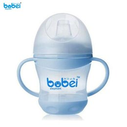 $enCountryForm.capitalKeyWord Canada - Bobei Elephant Baby Feeding Bottle Kids Water Milk Bottles Soft Mouth Duckbill Sippy Infant Training Baby feeding Bottles Cups