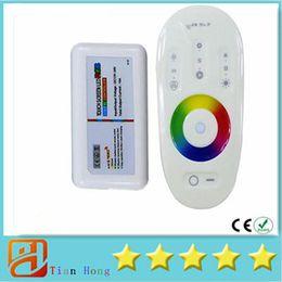 $enCountryForm.capitalKeyWord Canada - 2.4G Wireless Touch screen RGB led controller DC12-24A 18A RF remote control for led strip bulb downlight,Free Shipping