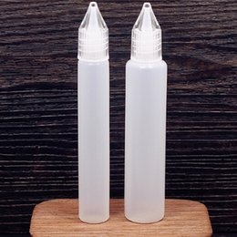 $enCountryForm.capitalKeyWord Canada - LDPE 10ML 15ML 30ML 50ML E Cigs Pen Style Bottles with Bottle caps for E-liquid Essential Oil Empty Pen Bottles DHL Free