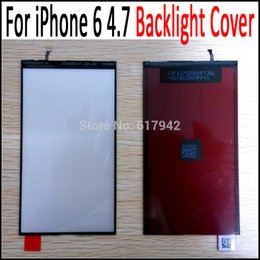 Wholesale apple refurbishment resale online - For iPhone inch Backlight LCD Refurbishment Repair Parts Back Light Film Cover for iPhone6