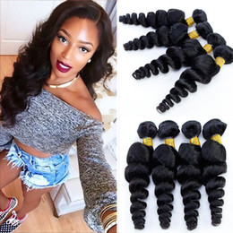 Good cheap hair bundle online good cheap brazilian bundle hair peruvian loose wave virgin hair extensions cheap human hair weave 4 bundles wholesale good quality 12 30 inch hair vendors pmusecretfo Image collections