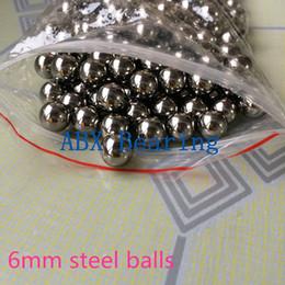 Оптовая продажа-50 шт./лот 6 мм 6 хром стальные шарики высокой точности G10 уровень на Распродаже