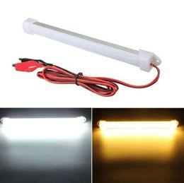 special industrial lights 2019 - 20CM 5630 LED Bar Light Blue Green Red White Warm White Waterproof U Groove 15leds DC 12V 5630 LED Rigid Strip cheap spe