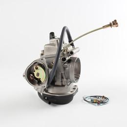 China Carburetor Fit YAMAHA Raptor 350 YFM350 2004-2012 NEW Carb 2005 2006 2007 2008 for Kawasaki KFX400 DX400 Carburateur PD36J-1 suppliers