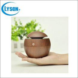 $enCountryForm.capitalKeyWord Canada - Portable Ultrasonic Essential Oil Wood Grain Oil Diffuser Aromatherapy SPA Fragrance Diffuser Cool Mist Wood Grain USB Aroma Humidifier