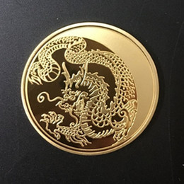 $enCountryForm.capitalKeyWord Australia - 10 pcs The Russia Dragon 100 Rubles 24k real gold and silver plated souvenir metal coin