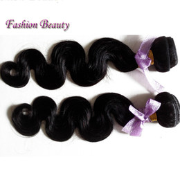 Cheap real hair extensions black online cheap real hair peruvian body wave best human hair extension 4pcs lot 100 cheap unprocessed hair weaves 100g natural color no mix real pmusecretfo Images