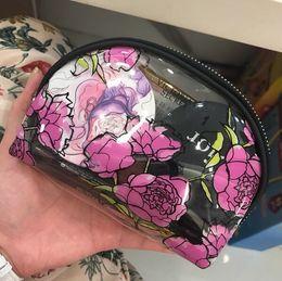 Cosmetic Bags Locks Australia - New arrival VS pvc cosmetic bag zip lock travel pvc bag beauty pvc cosmetic bag with the best design