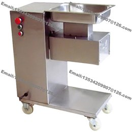Meat processing Machines online shopping - 500KG H Stainless Steel mm mm Customized Blade v v Electric Commercial Fresh Meat Tenderizer Cutting Processing Machine