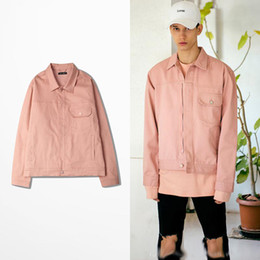 Discount Hot Pink Coats For Women   2017 Hot Pink Coats For Women ...