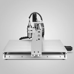 RouteR spindles online shopping - Updated New Axis USB CNC Router with W Spindle with four axis rotary axis water cooling