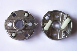 Plating Parts Canada - 2X Pull start claw for TOPSUN GJB25D GJB25S Hedge trimmer free shipping Recoil starter pawl plate cog Brush cutter cup dog parts