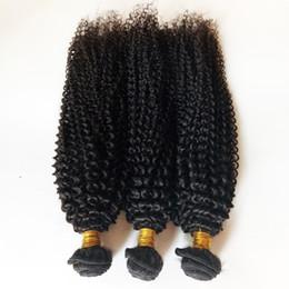 $enCountryForm.capitalKeyWord UK - Wet and Wavy Brazilian Human Hair Bundles Kinky Curly Factory wholesale and retail truly Peruvian Malaysian Indian hair weft No Tangle