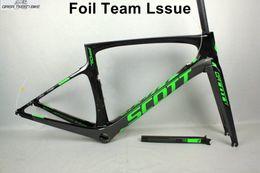 $enCountryForm.capitalKeyWord Canada - 2016 new model foil full carbon road bike frame bicycle bike road bike frame fork, seatpost ,clamp ,headset and free shipping