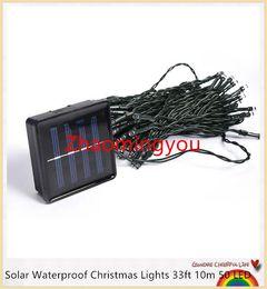 $enCountryForm.capitalKeyWord Canada - 2PCS 100 LED 200 LED Outdoor 8 Modes Solar Powered String Light Garden Christmas Party Fairy Lamp 10M 22M