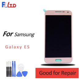 $enCountryForm.capitalKeyWord Canada - Super AMOLED HD for Samsung Galaxy E5 E500 E500F E500H E500M LCD Display Assembly with Touch Digitizer Screen Replace 100% Tested