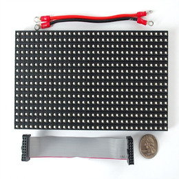 $enCountryForm.capitalKeyWord Canada - HERO P4 P6 P 7Outdoor RGB SMD LED Module 256*128mm 64*32pixels for RGB LED display Scrolling message LED sign 1 16 scan P4 LED module