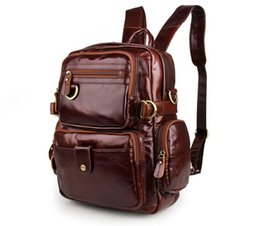 Discount Leather Backpacks For College | 2018 Leather Backpacks ...