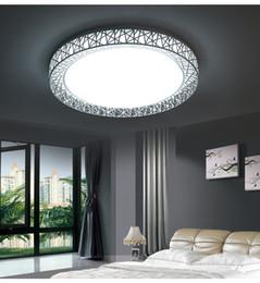 Vente en gros Plafonniers modernes à LED, pendentifs carrés et ronds pour nid à LED