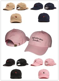 Wiz Khalifa Chapeaux Pas Cher-2016 Wiz Khalifa Casquette Snapback Les centaines Rose chapeau de papa de base-ball Casquettes Snapbacks Summer Fashion Golf Hat Sun réglable Chapeaux