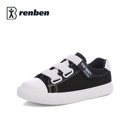 canvas floor cloths NZ - Kids shoes boys girls canvas shoes breathable cloth 2017 new spring autumn children shoes boys sneakers fashion toddler