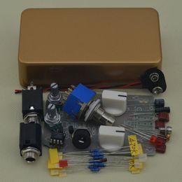 Effects Pedal Kit Australia - NEW DIY Compressor effect pedal guitar stomp pedals Kit GO